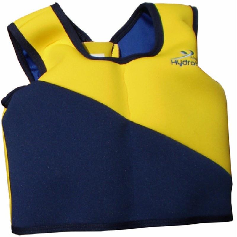 Gilet de natation taille 3 HYDROKIDS Bleu/jaune