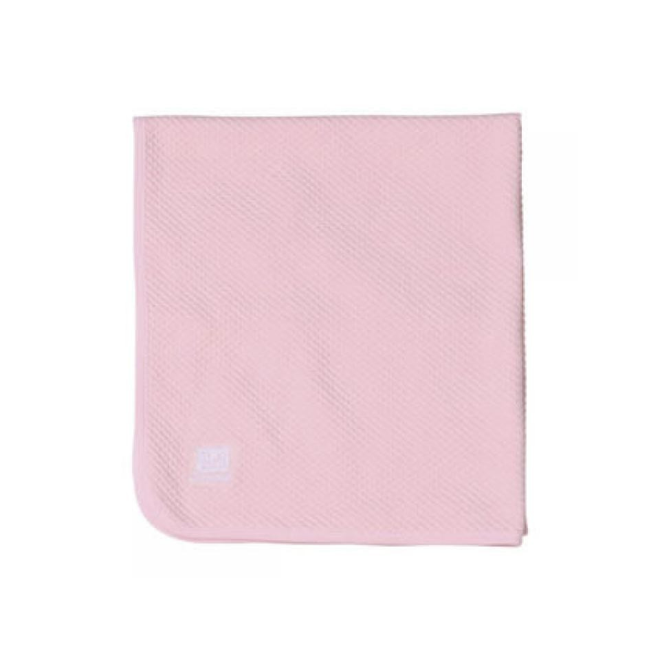 Couverture fleur de coton RED CASTLE 8070 Rose