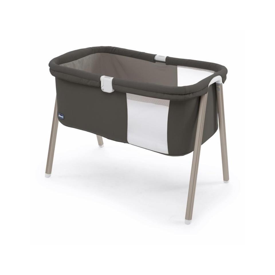 berceau de voyage lullago chicco coal babydrive. Black Bedroom Furniture Sets. Home Design Ideas