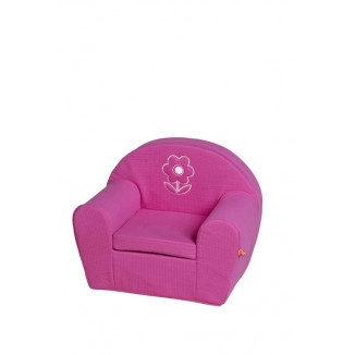 Fauteuil rose PERICLES Friends