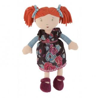 Grande poupée rousse Laura Camélia MOULIN ROTY