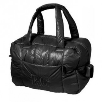Sac Fourretout feather light RED CASTLE Noir/gris clair