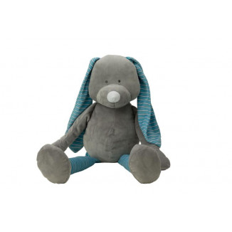 Peluche musicale 24cm PERICLES Happy blue