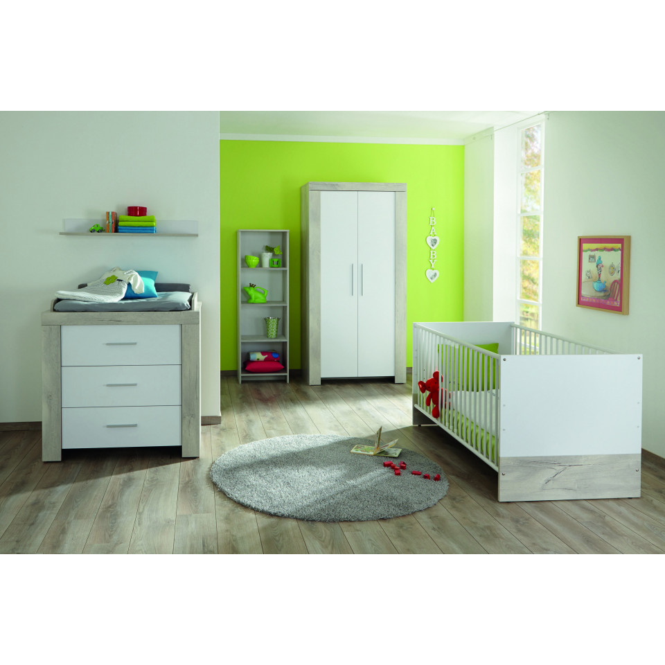 chambre compl te bela paidi babydrive. Black Bedroom Furniture Sets. Home Design Ideas