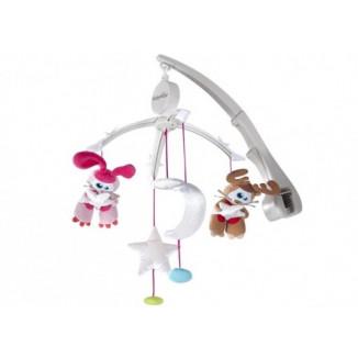 Mobile musical Lit parapluie BABYMOOV Etoile