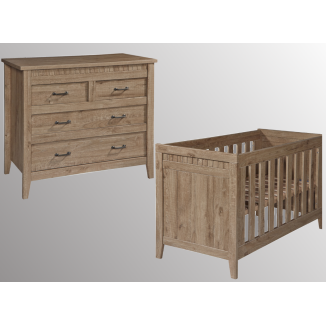 Chambre Duo Woody TWF