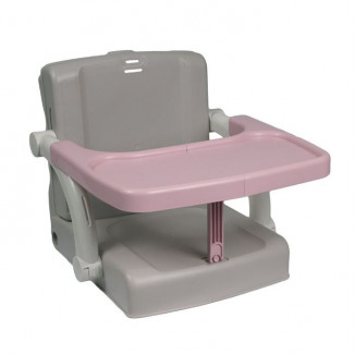 Réhausseur 5en1 Rose Hi-seat BABYSUN
