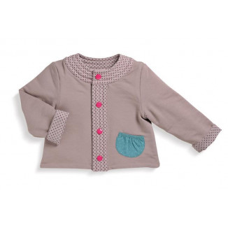 Cardigan Fruité 6M MOULIN ROTY Les Pachats