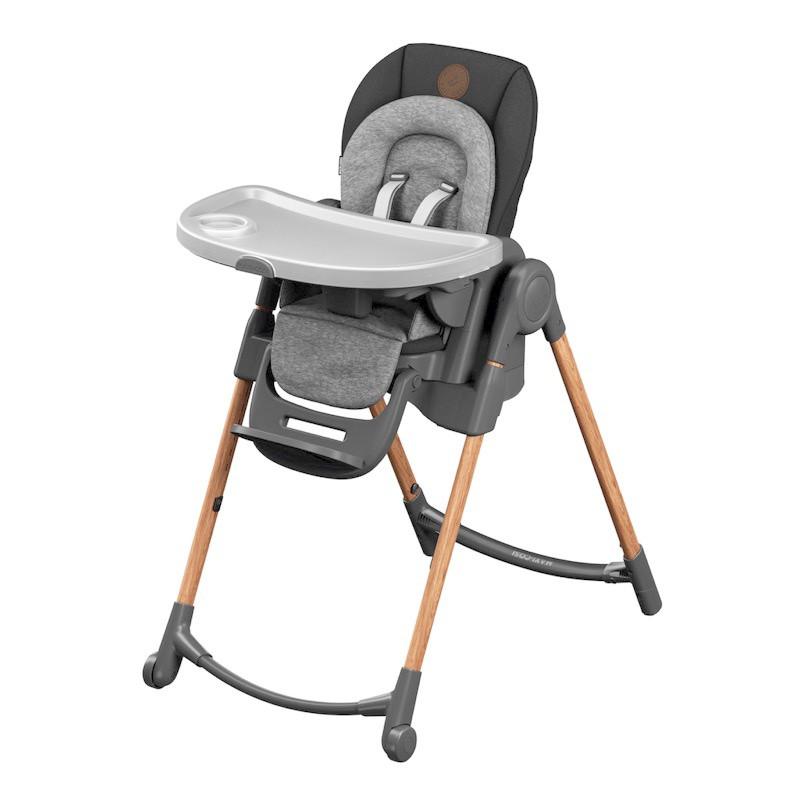Chaise haute Minla MAXI COSI Essential graphite