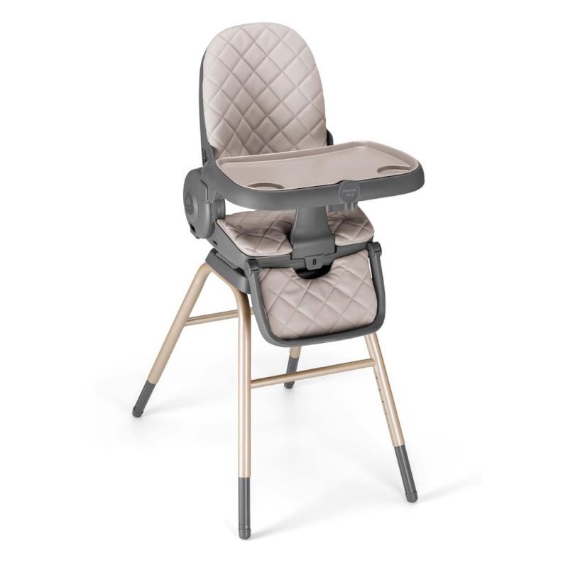 Chaise haute Original 4 en 1 CAM Or