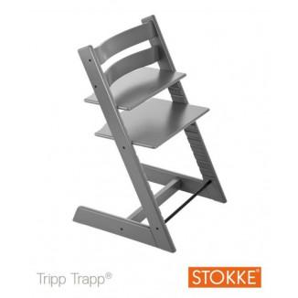Chaise-haute Tripp Trapp® STOKKE® Gris tempête