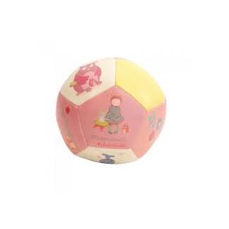 Ballon souple 10cm MOULIN ROTY Mademoiselle et Ribambelle