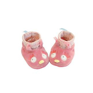 Chaussons Chouette MOULIN ROTY Mademoiselle et Ribambelle