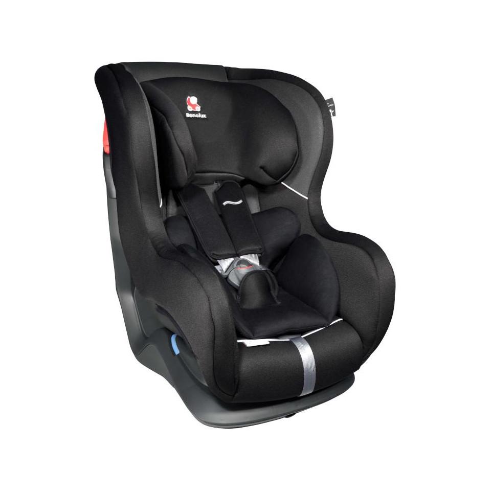 Siège auto Gr0+/1 New Austin RENOLUX Total Black