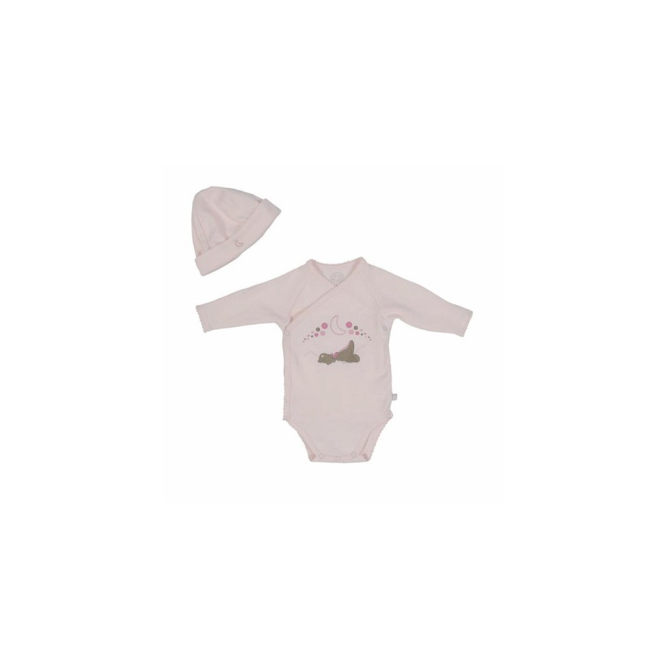 Set maternité NOUKIES Supima Coton Victoria & Lucie