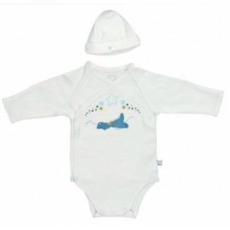 Set maternité NOUKIES Supima Coton Victor & Lucien