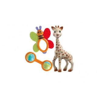 Set de bain Sophie la Girafe VULLI