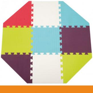 Fond de parc octogonal mixte JBM
