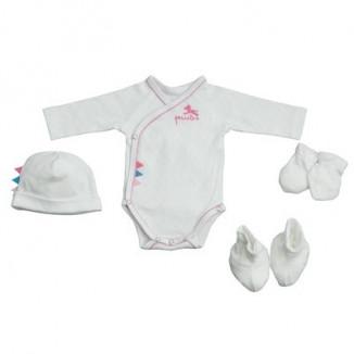 Set de maternité Flower/pink Jumper PÉRICLES