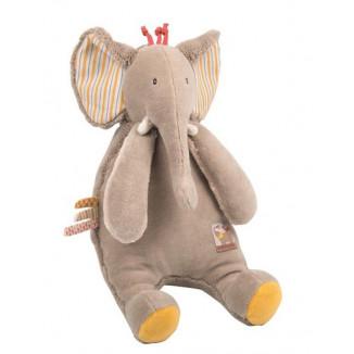 Poupée éléphant MOULIN ROTY Les Papoum