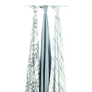 Maxi lange bambou x1 ADEN & ANAIS Moonlight