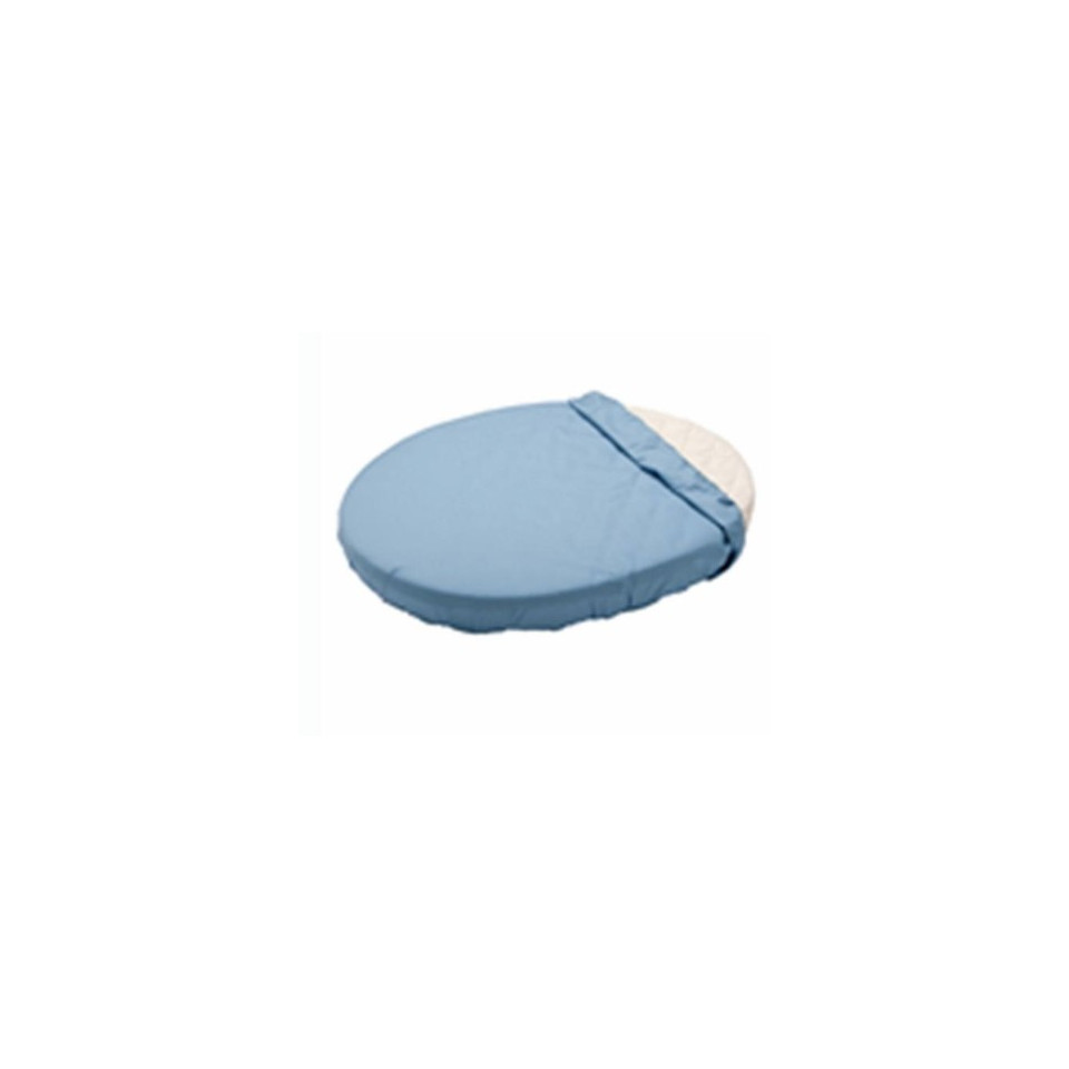 Drap housse Sleepi Mini 80cm bleu STOKKE