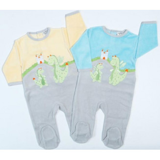 Pyjama Dragon Naiss LES CHATOUNETS
