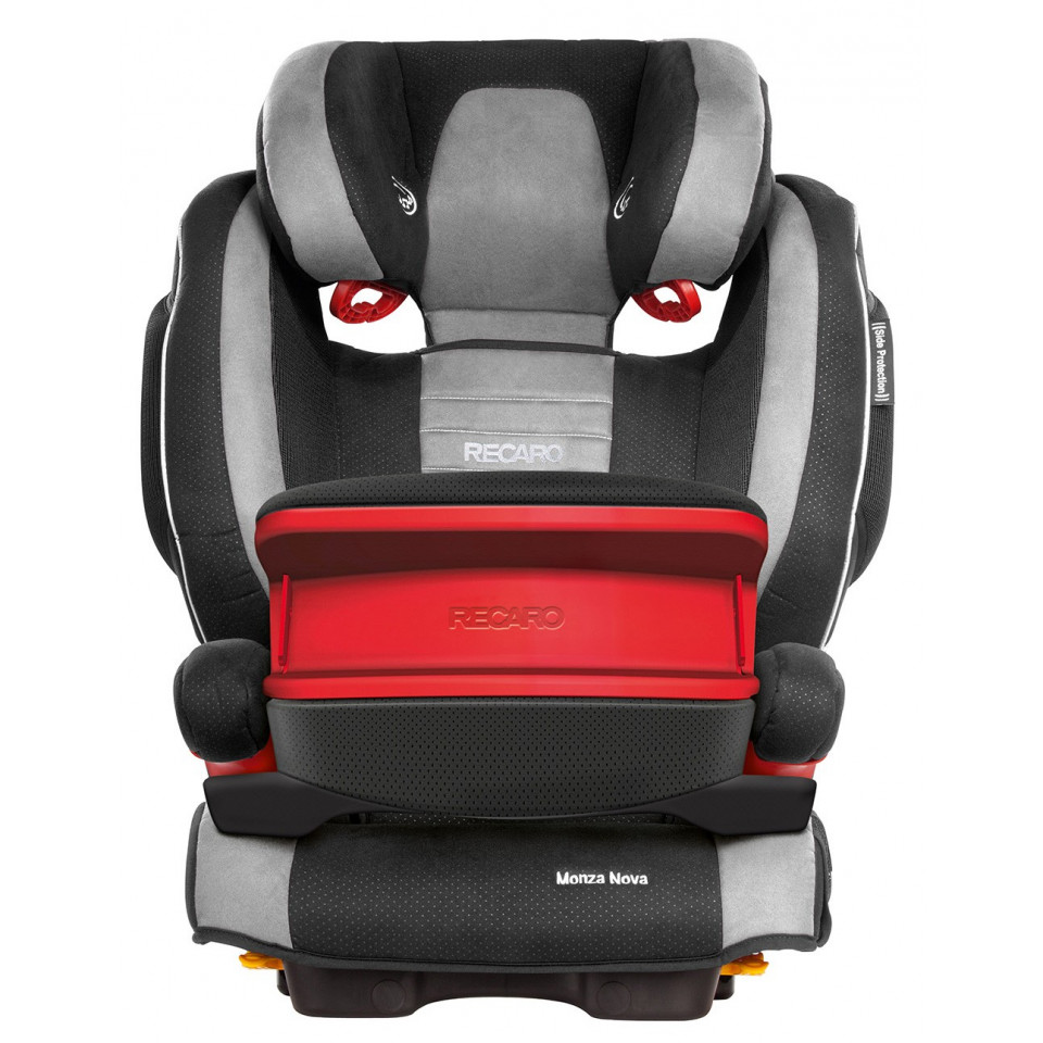 si ge auto gr123 monza nova is bouclier recaro graphite. Black Bedroom Furniture Sets. Home Design Ideas