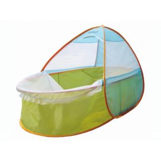 Tente Pop up UV 1er âge 0-8mois avec matelas BABYSUN