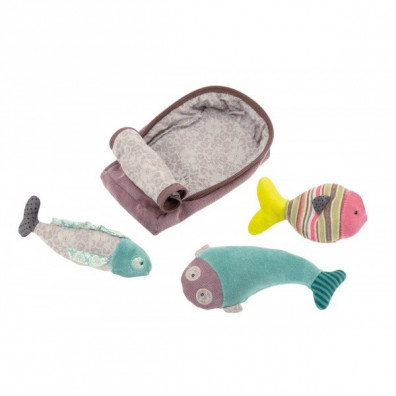 BOITE A SARDINES ACTIVITE MOULIN ROTY