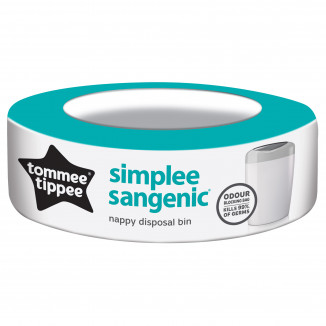 Recharges Sangenic Simplee x1 TOMMEE TIPPEE