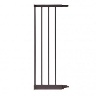Extension barrière métal brun BELLEMONT 24,8 cm