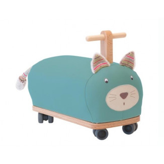 Porteur Chat roues folles MOULIN ROTY Les Pachats