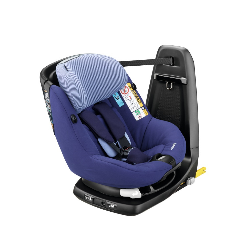 si ge auto axissfix i size bebe confort river blue babydrive. Black Bedroom Furniture Sets. Home Design Ideas
