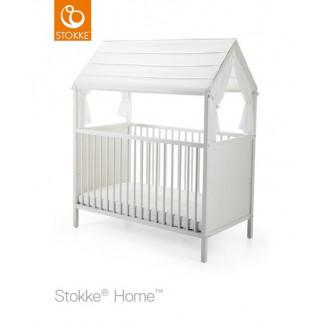 Toit pour lit Home™ STOKKE® Blanc