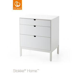 Commode Home™ STOKKE® Blanche
