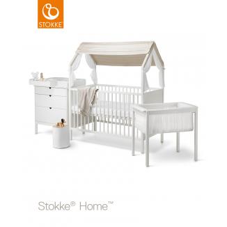 Chambre Trio Home™ STOKKE Blanche
