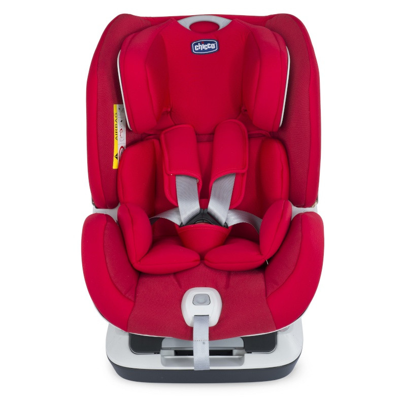 Siège-auto Gr0+/1/2 Seat-Up isofix CHICCO Red