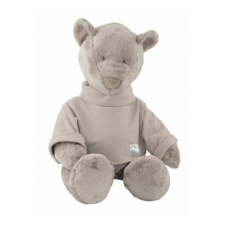 GEANT OURS GRIS MOULIN ROTY MR CELADON