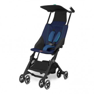 Pockit poussette compacte 2ème âge GOODBABY Sea Port Blue