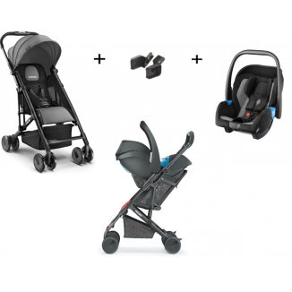 Pack Duo Easylife + Gr0 Privia RECARO Graphite