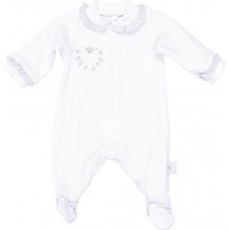 Pyjama 1 mois NOUGATINE P'tit Coeur