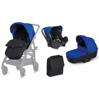 Poussette Trilogy System Colors INGLESINA Splash Blue