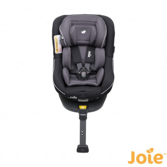 Siège auto isofix Gr0+/1 Spin 360° JOIE Two Tone Black