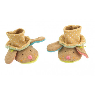 Chaussons chien MOULIN ROTY Les Tartempois