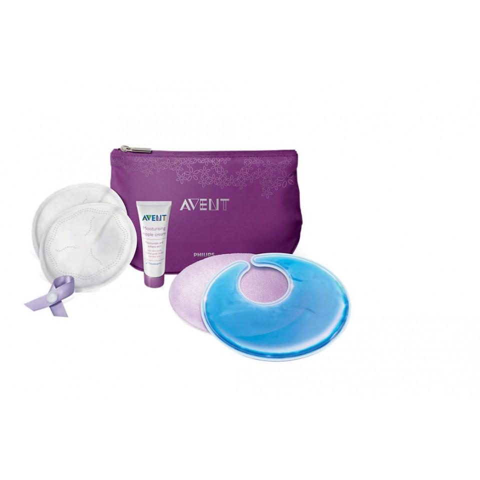 Kit accessoires d'allaitement PHILIPS AVENT
