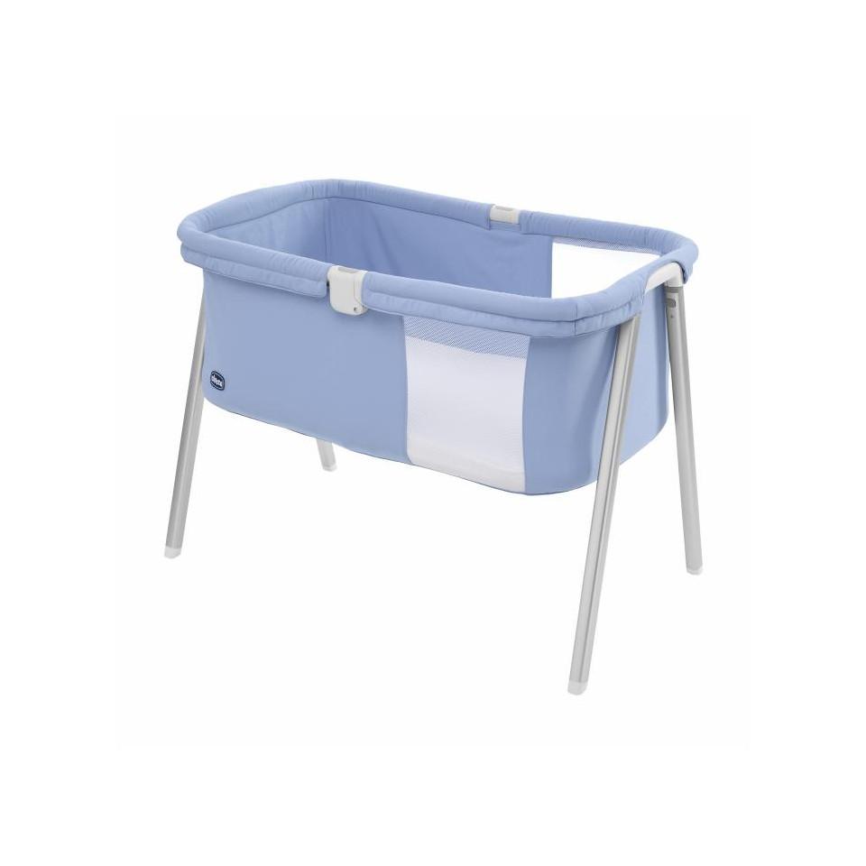 berceau de voyage lullago chicco deep blue. Black Bedroom Furniture Sets. Home Design Ideas