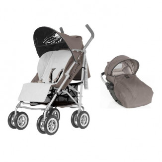 Duo RC2 Luxos RED CASTLE Taupe/Noir