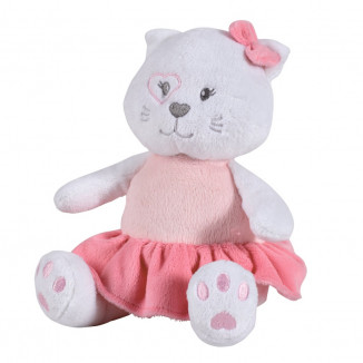 Peluche musicale Mademoiselle CANDIDE