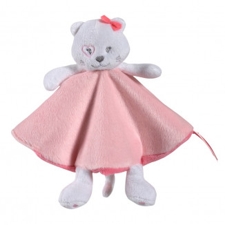 Doudou chat Mademoiselle CANDIDE